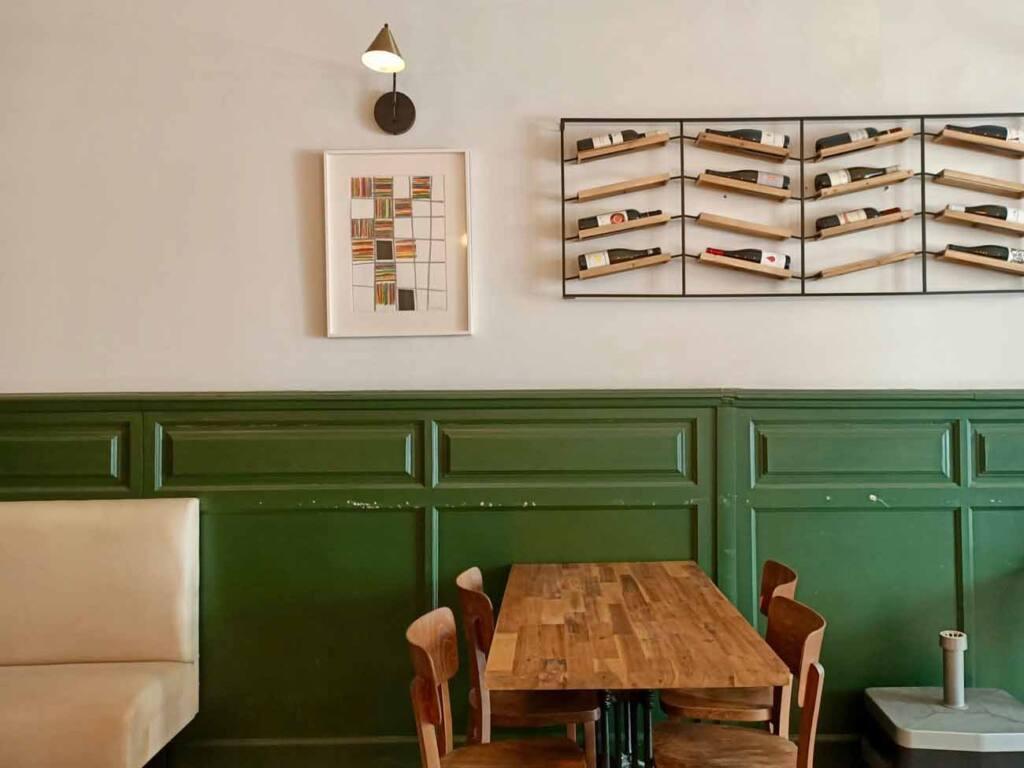 Tête de Chou, restaurant à tapas à Marseille : intérieur