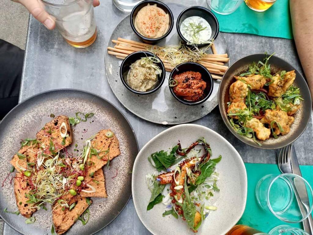 Tête de Chou, Tapas restaurant in Marseille : tapas