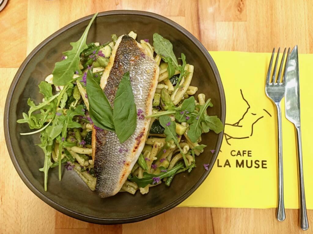 Café La Muse, café in Marseille: fish