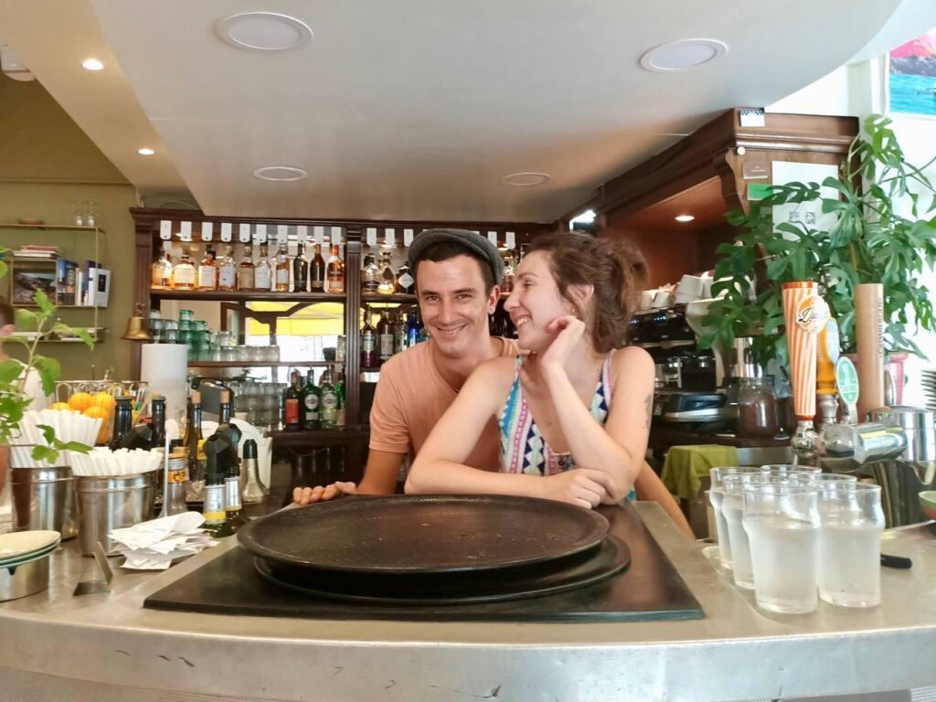 Café La Muse, café in Marseille: team