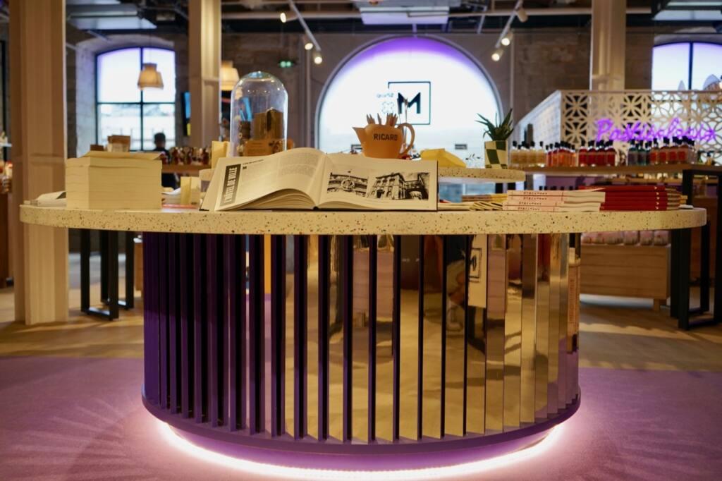 mx concept store, les docks, marseille, city guide love spots (interior)