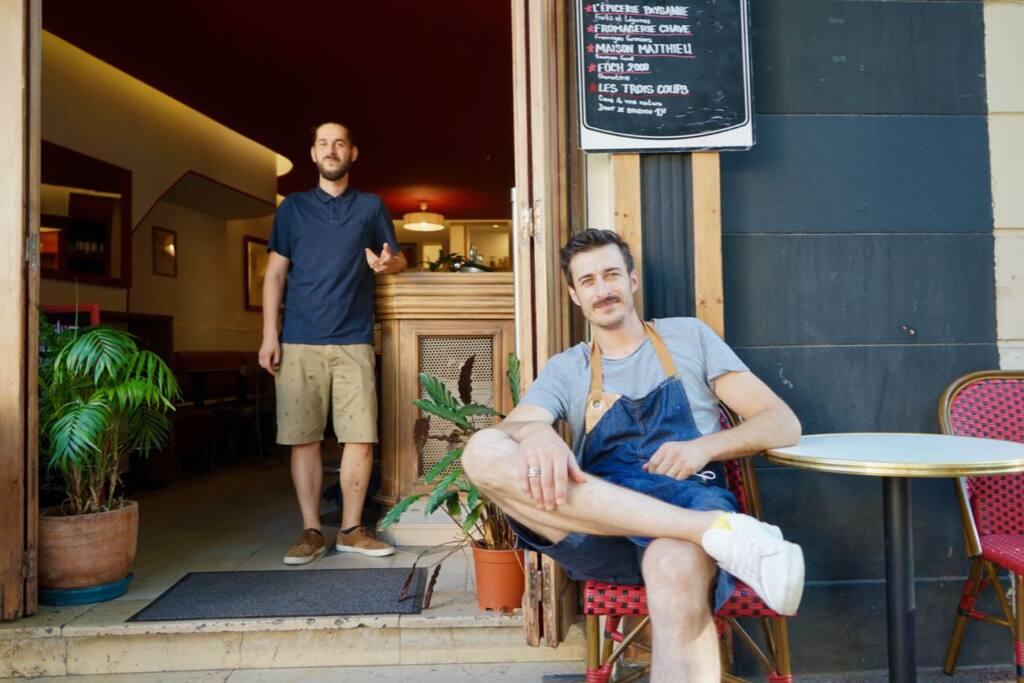 Vorace, retro bistrot, Marseille, city guide love spots (the team)